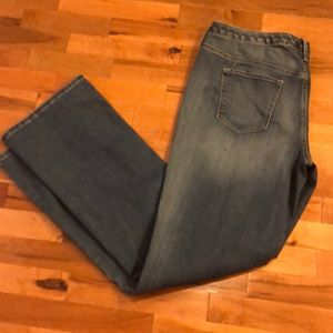 Women's Mid-Rise Bootcut Jeans